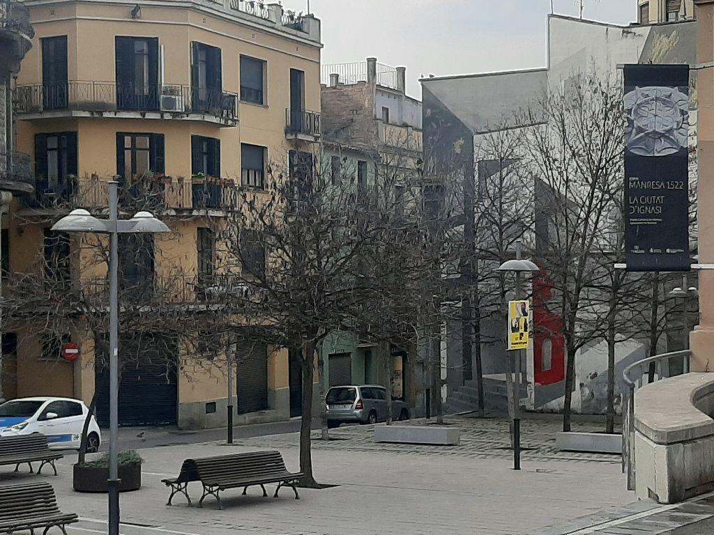 Edificio en venta en calle Sant Domènec, Centre - Passeig i Rodalies en Manresa