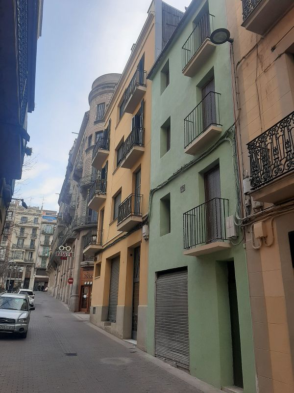 Casa en venta en calle Sant Domenec, Centre - Passeig i Rodalies en Manresa